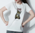 Lovely Brown Bear Cotton T
