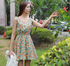 Flowery Sunshine Dress