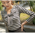 Sweet Bow Stripes Top