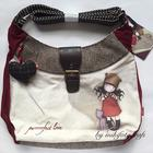 GORJUSS Purrrrrfect Love Slouchy Bag