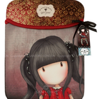super cute Gorjuss Ruby ipad sleeve