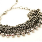 Beautiful Korean dangling chain bracelet