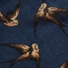 stylish extra large swallow prints