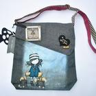fabulous Gorjuss The Foxes Shoulder Bag